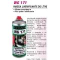 MASSA LUBRIFICANTE LDE LITIO WG 171 - 400 ML