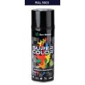 SUPER COLOR ESMALTE ACRÍLICO AZUL - RAL5003