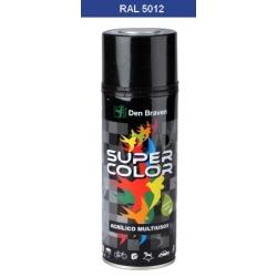 SUPER COLOR ESMALTE ACRÍLICO AZUL - RAL5012