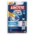 LOCTITE SUPER COLA 3 Nº1 - LIQUIDO - 3 GRS
