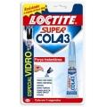 LOCTITE SUPER COLA 3 -  VIDRO - 3 GRS